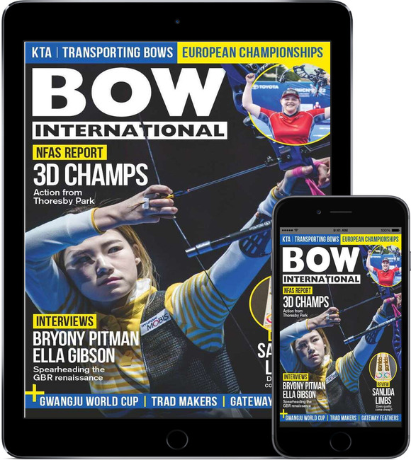 An image of Bow International Digital Magazine Subscription