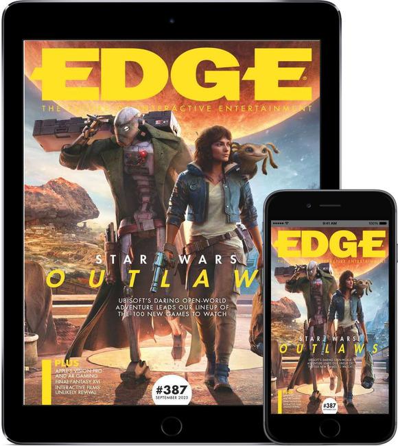 An image of Edge Digital Magazine Subscription