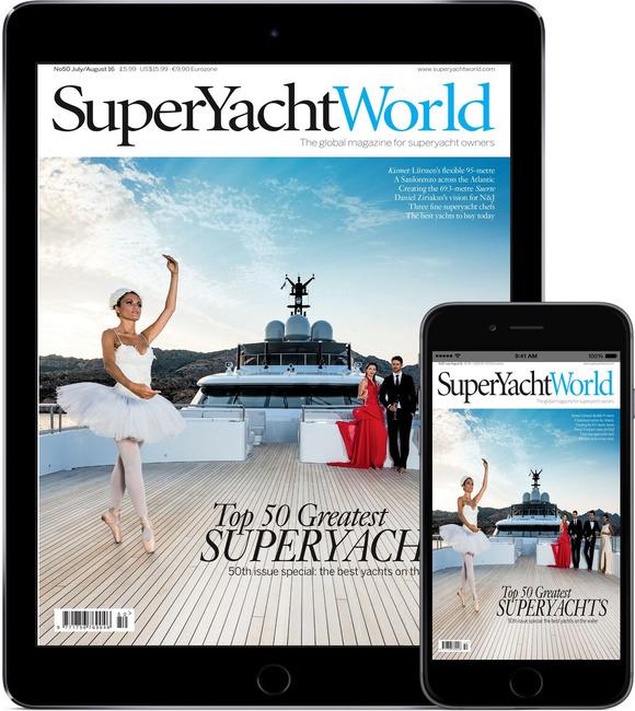 Superyacht World Magazine Superyacht World Magazine