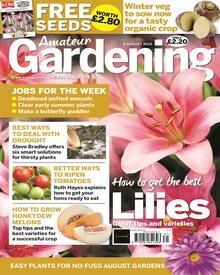 Amateur Gardening Magazine Subscription Magazines Direct