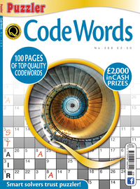 Q Code Words magazine subscriptions