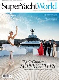 Super Yacht World magazine