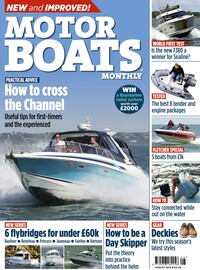 Motor Boats Monthly magazine subscriptions