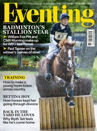 Eventing magazine subscriptions