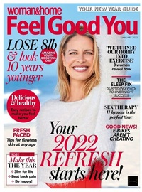 woman&home Feel Good You magazine subscriptions