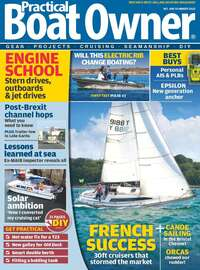 Practical Boat Owner magazine subscriptions