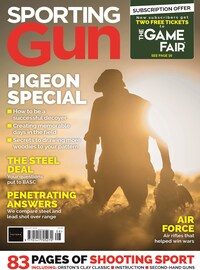 Sporting Gun magazine subscriptions