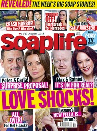 Soaplife magazine subscriptions