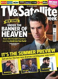 TV & Satellite Week magazine subscriptions