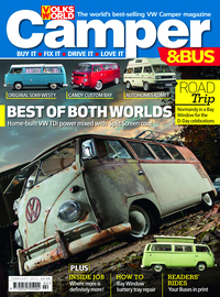 VolksWorld Camper & Bus magazine subscriptions
