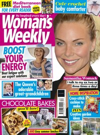 Womans Weekly magazine subscriptions