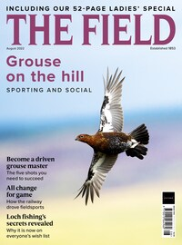The Field magazine subscriptions