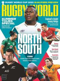 Rugby World IRWVV magazine subscriptions