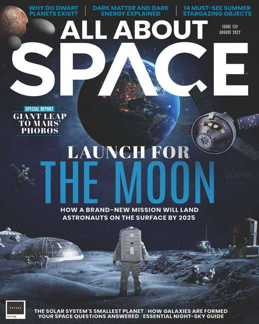 An image of All About Space Magazine - Single Issue