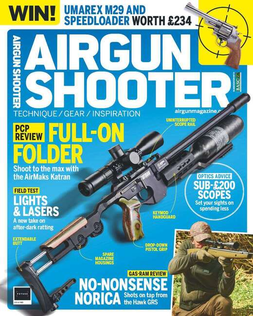 An image of Airgun Shooter Magazine - Single Issue
