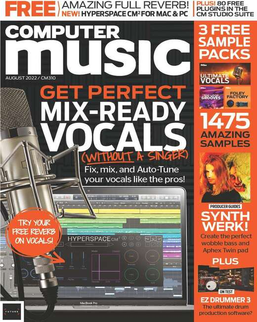 An image of Computer Music Magazine Single Issue