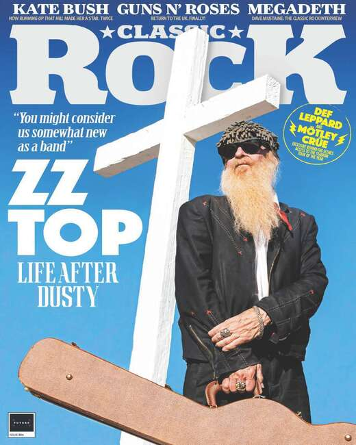 An image of Classic Rock Magazine - Single Issue
