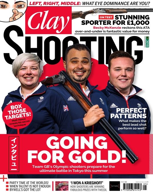 An image of Clay Shooting Magazine - Single Issue