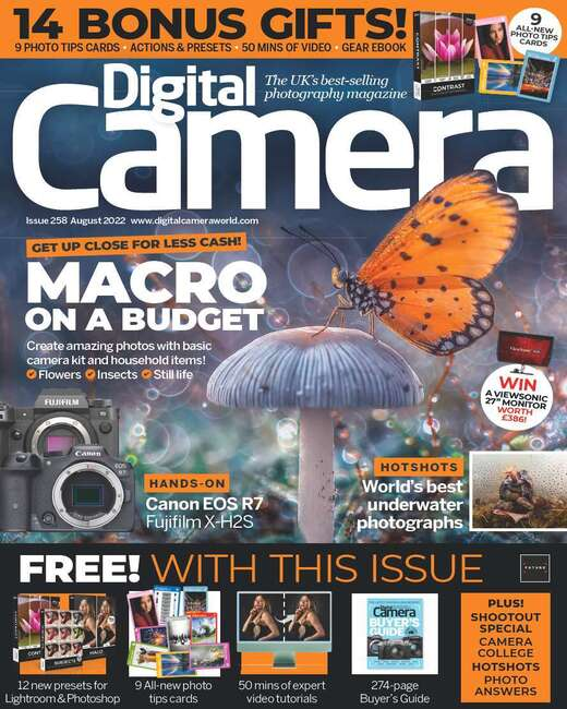 An image of Digital Camera Magazine Single Issue