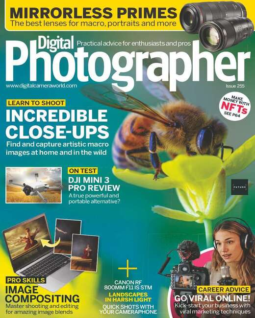 An image of Digital Photographer Magazine - Single Issue