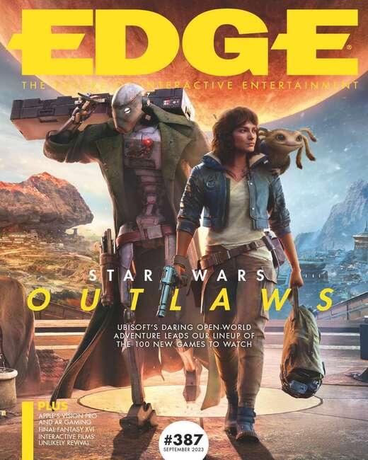 An image of Edge Magazine Single Issue