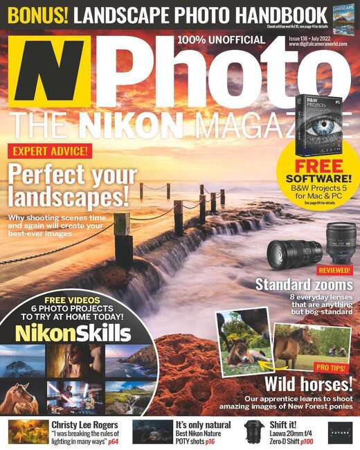 N Photo magazine