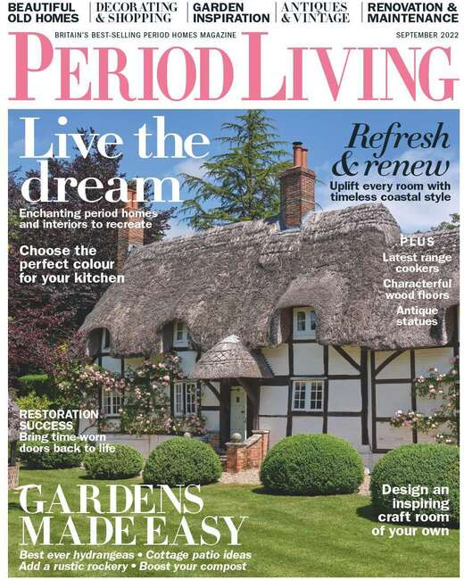 An image of Period Living Magazine Single Issue