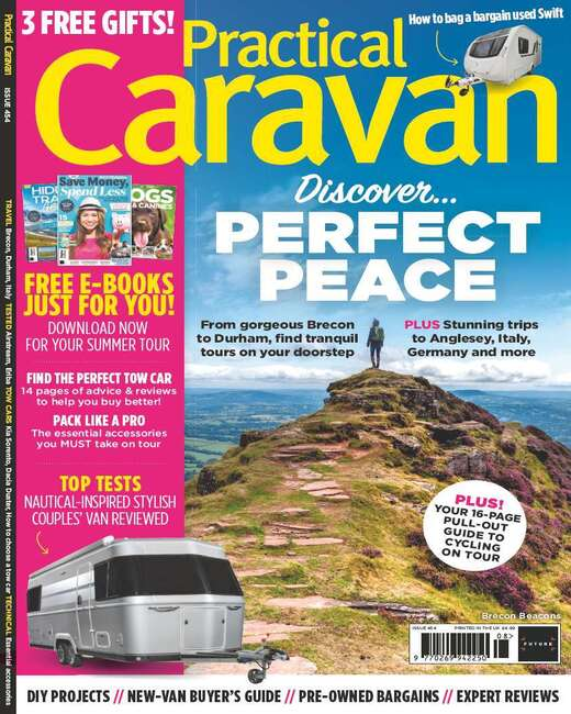 An image of Practical Motorhome Magazine - Single Issue