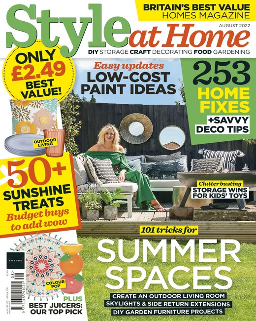 Style At Home Magazine Subscription Magazines Direct