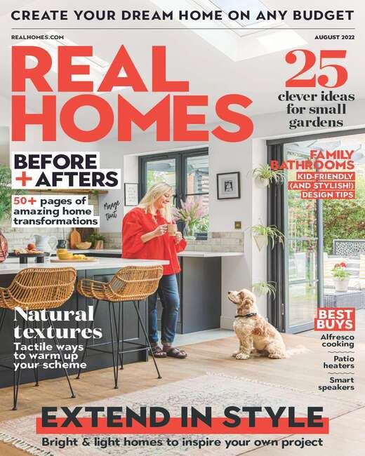 An image of Real Homes Magazine Single Issue
