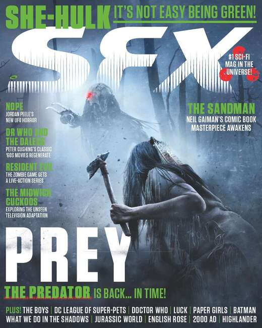 An image of SFX Magazine Single Issue