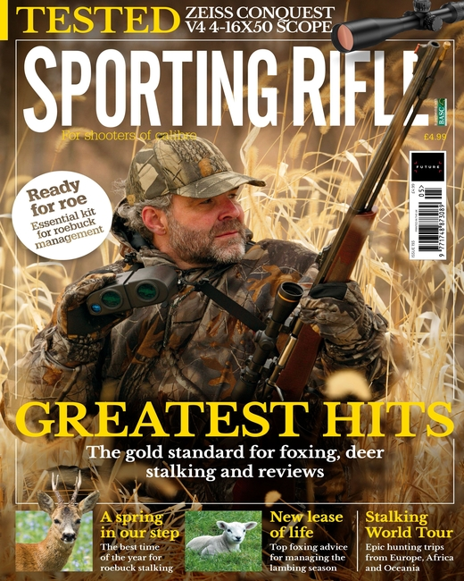 An image of Sporting Rifle Magazine - Single Issue