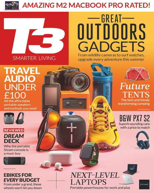 An image of T3 Magazine Single Issue