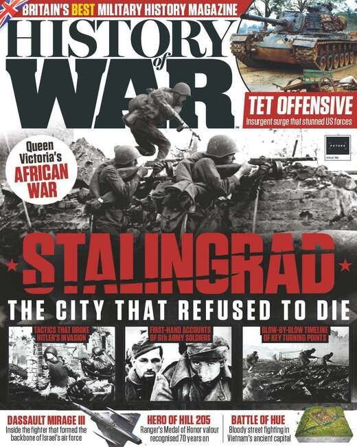 An image of History Of War Magazine - Single Issues