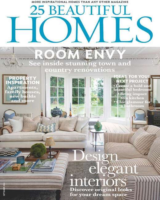 Home Magazine: 25 Beautiful Homes Magazine Subscription